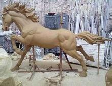 玻璃钢马雕塑-户外玻璃钢花卉联络方法-大安区兴利玻璃钢成品厂