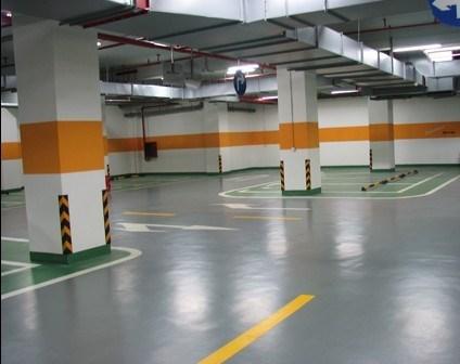 专业环氧地坪多少钱一平方 地下停车场 重庆麦瑞德装饰工程有限公司