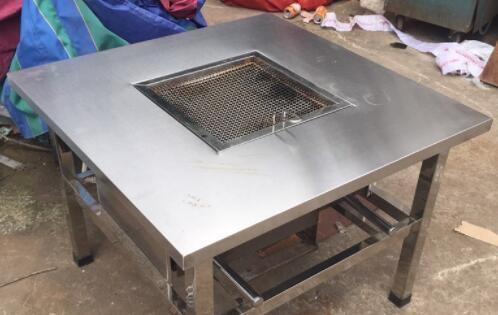 户外无烟烧烤设备厂商_商机网