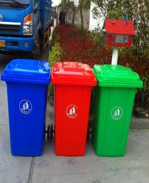 垃圾桶厂家 南京垃圾桶批发 南京欧力佳仓储设备有限公司