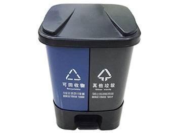 扬州垃圾桶厂家-塑料分类垃圾桶价格-南京欧力佳仓储设备有限公司