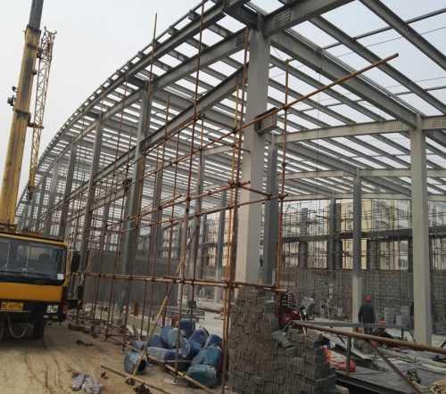 河南钢结构工程多少钱一平方_工程机械配件相关