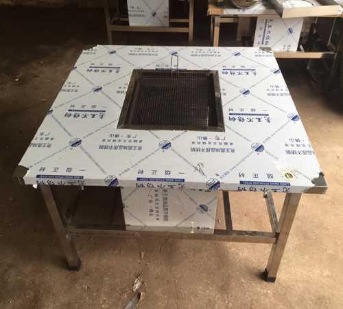 优质烧烤桌架供给_昆明专业柴炭无烟烧烤桌商家_云南创厨实业无限公司