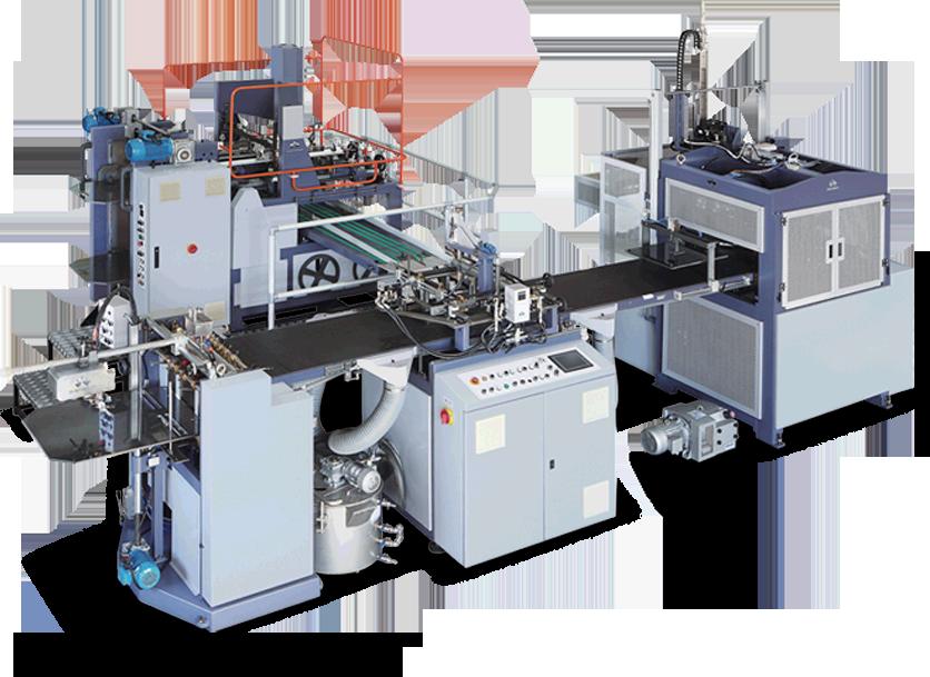 全自动制盒机厂家 半自动纸盒贴角设备 浙江正润机械有限公司