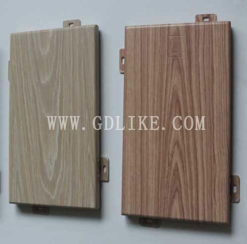 佛山木纹铝单板厂家直销-外墙铝单板-佛山市南海力克建材有限公司