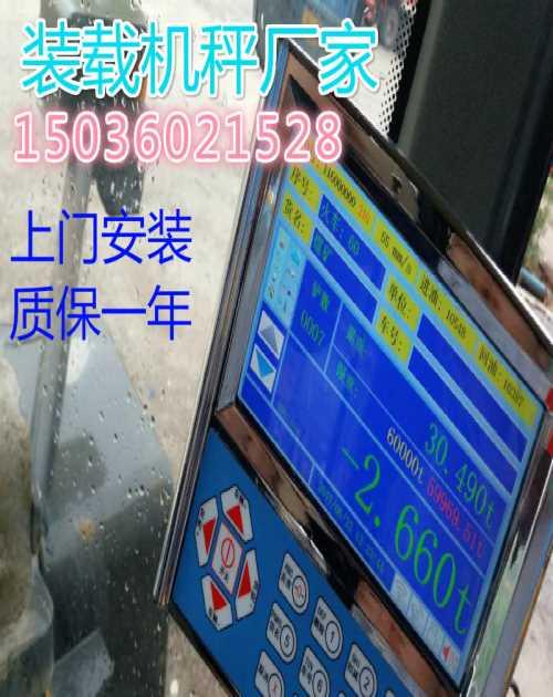 三门峡铲车电子秤-博尔塔拉电子吊钩秤-郑州大成称重设备有限公司