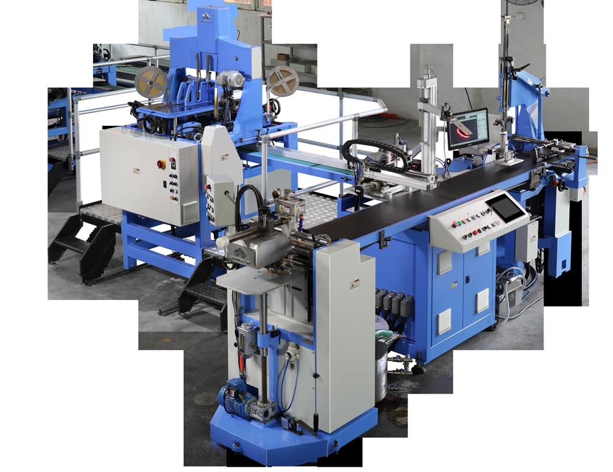 流水线皮壳机价格 半自动制盒设备 浙江正润机械有限公司