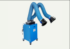 单臂焊烟机尺寸 焊接抽烟机 沧州康力环保设备有限公司