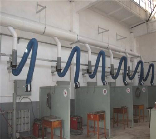 吸气臂设备-工业光氧废气-沧州康力环保设备有限公司