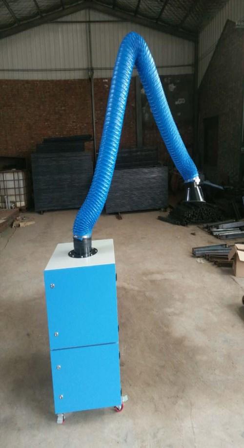 单臂焊烟机设备 等离子废气 沧州康力环保设备有限公司