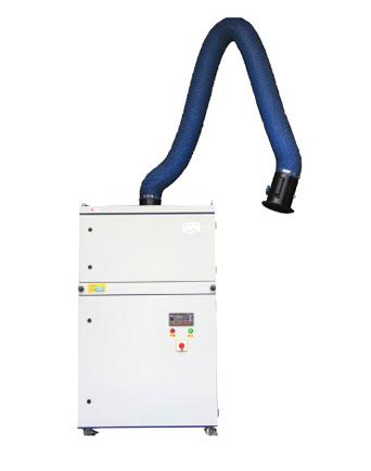 单臂焊接吸烟机 焊烟机价格 沧州康力环保设备有限公司