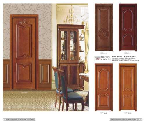 室内套装门价格 普通套装门价格 重庆冠群门业有限公司