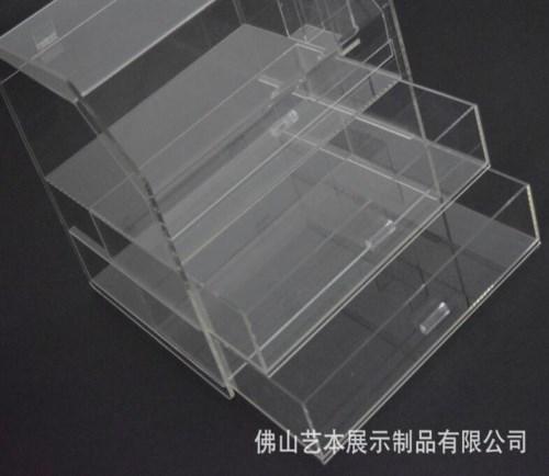 有机玻璃广告展示架_亚克力锁架_佛山艺本展示制品有限公司