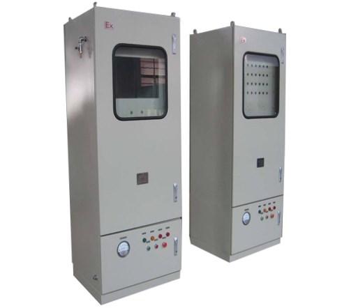 防爆PLC控制柜批发_湿式静电除尘控制系统_新乡市三诺电器有限公司