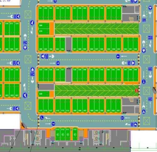 地下停车场设计方案_重庆地坪哪家好_重庆麦瑞德装饰工程有限公司