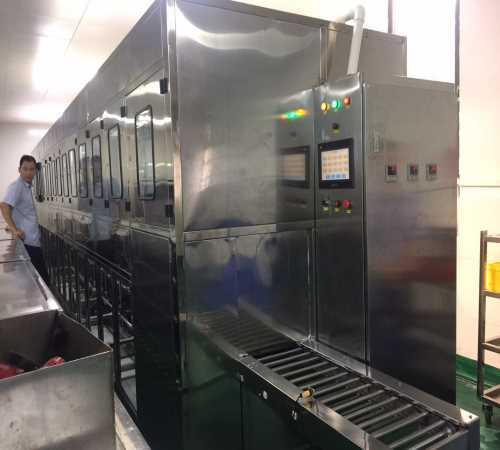 陕西周边玻璃清洗烘干机/曲轴喷淋清洗机/佛山市林泰超声清洗设备科技有限公司