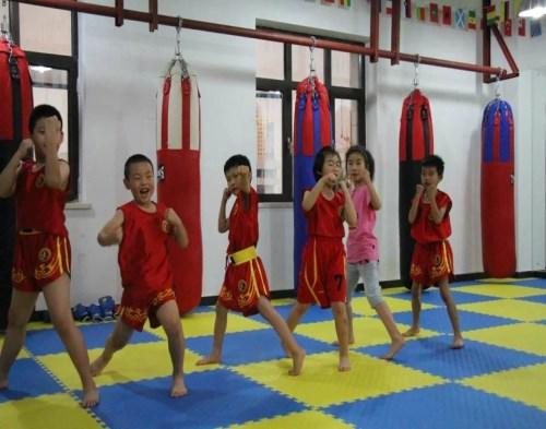 兒童武術培訓班-武術散打學習班-蘇州搏擊者體育服務有限公司