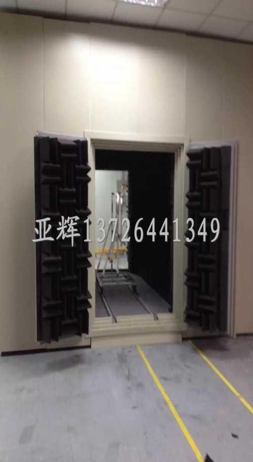 消声室质量好/东莞电机隔音房上门安装/东莞市亚辉环保设备有限公司