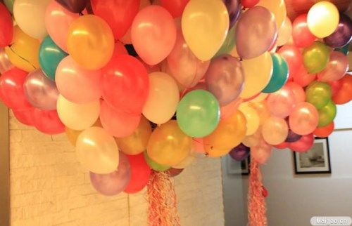 我们引荐口碑好气球运动筹划公司 正宗成都店肆停业气球部署公司
