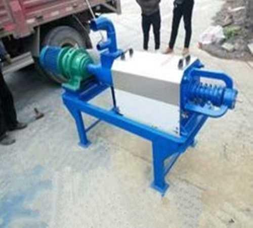 固液分离机 不锈钢螺旋提升机 新乡市牧源饲料机械有限公司