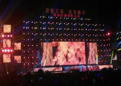 云南舞台设备租赁多少钱 演出舞台搭建效果图 云南星梦文化传播有限公司