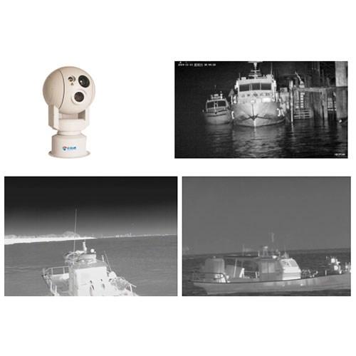 船舶远距离监控设计/远距离激光摄像机供应商/深圳华瑞通科技有限公司