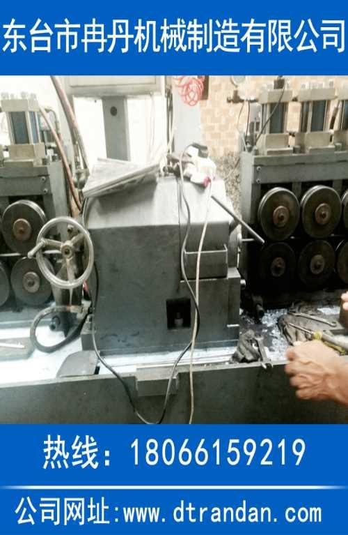 自动拉管机生产厂家 小型无心车床价格 东台市冉丹机械制造有限公司