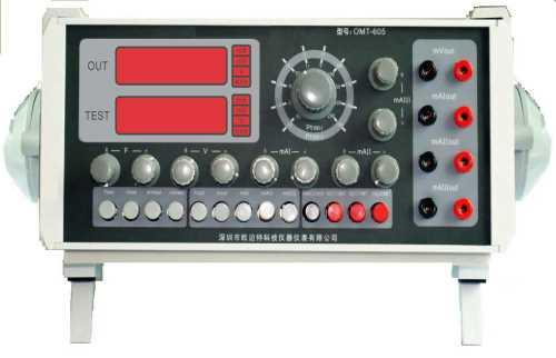 电压电流信号发生器_mV信号发生器