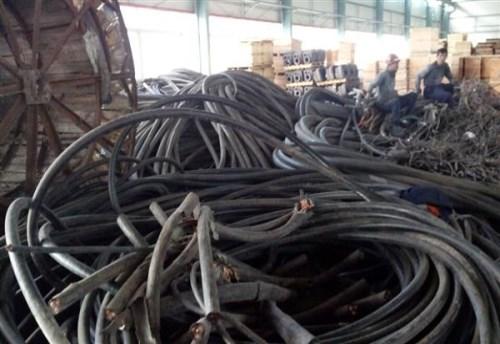 专业的电话线回收价格 哪里有厂房拆迁高价 昆山顺发物资回收利用有限公司