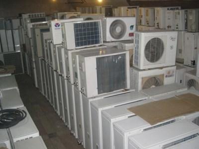 空调回收价格-酒店拆除回收联系电话-昆山顺发物资回收利用有限公司