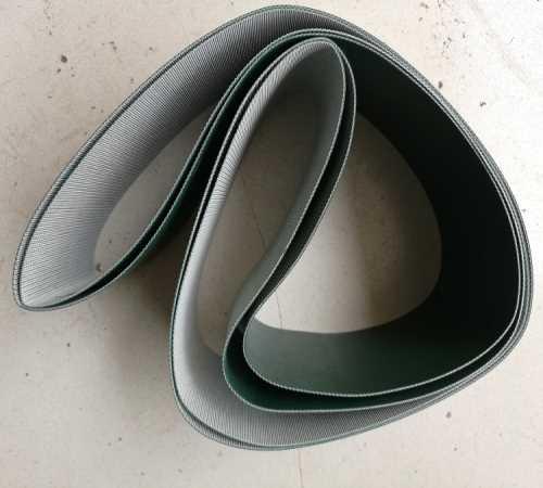 白色撇油机皮带直销/方泰五金市场输送皮带/上海静微传动设备有限公司