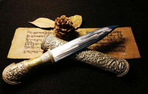 易贡藏刀哪里能买到_纯银藏刀_西藏意满实业有限公司