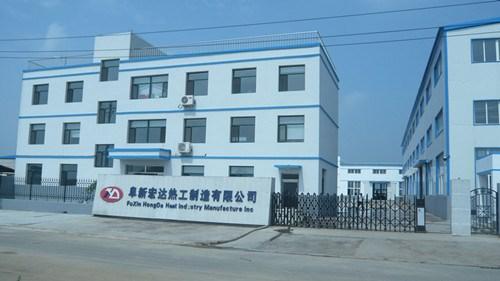 辽宁电加热油炉 燃油有机热载体炉系统 阜新宏达热工制造有限公司
