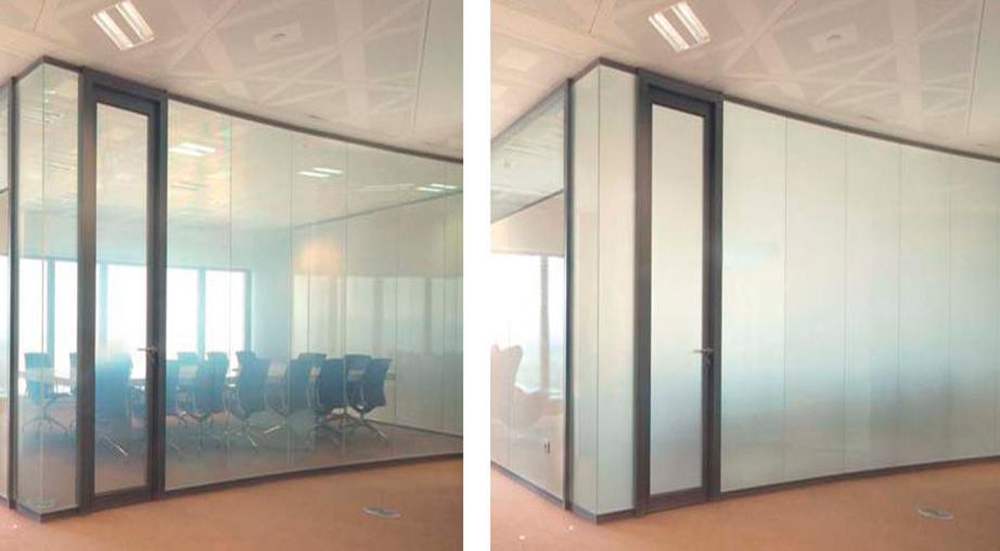 光电调光玻璃生产厂家/电子雾化玻璃公司/湖南皓志科技股份有限公司
