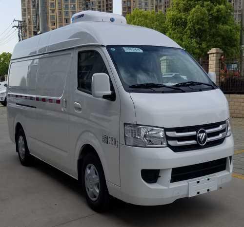 哪里有冷藏车销售 双排炸药运输车厂家 襄阳东宇专用汽车有限公司