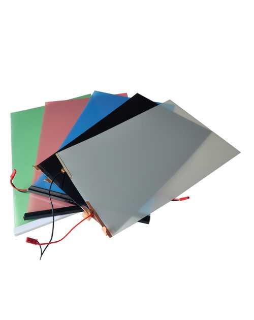 黑色调光膜/雾化玻璃品牌/湖南皓志科技株式会社