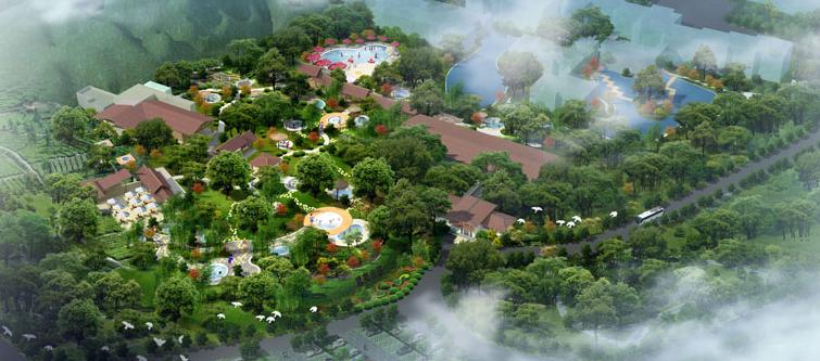 国内专业温泉度假村策划_最好的主题乐园景观设计_广州森珀旅游景观规划设计有限公司