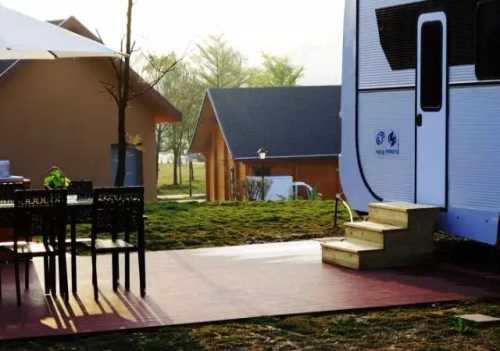 广州汽车营地设计 广州温泉度假村设计 广州森珀旅游