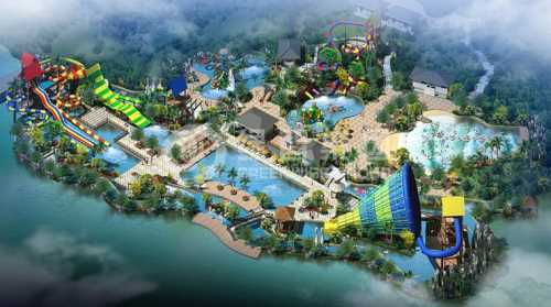水上乐园规划设计 专业旅游景观设计 广州森珀旅游景观规划设计有限公司