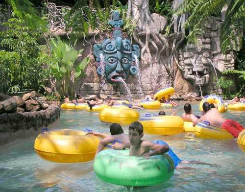 国内专业主题公园规划设计 国内专业水上乐园景观设计 广州森珀旅游景观规划设计有限公司