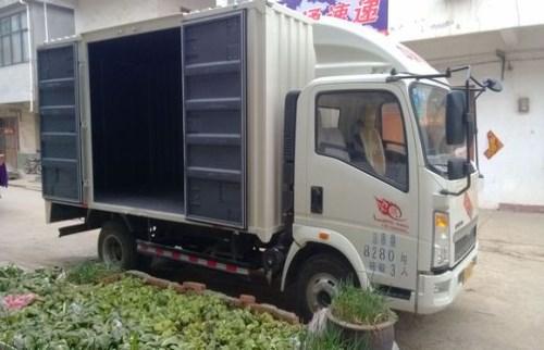 上海仓栅式货车出租/上海虹口区搬家费用/上海大众搬家搬场服务有限公司