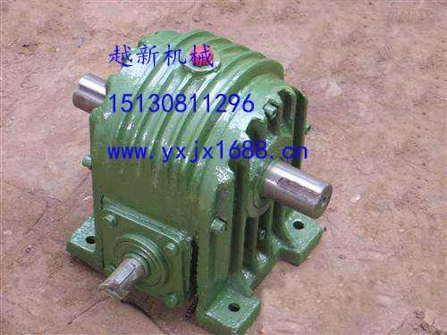 圆弧圆柱蜗杆减速机_高速齿轮箱生产厂家_沧州越新机械设备有限公司