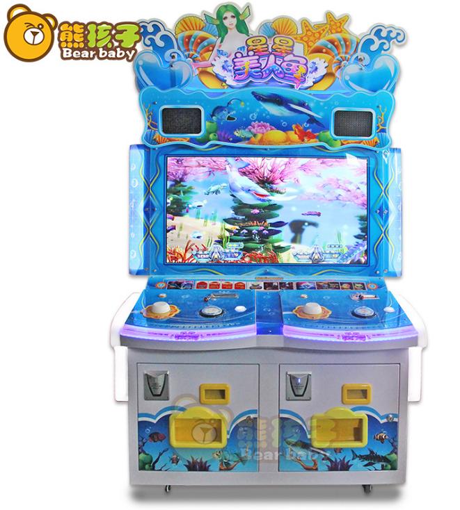 广东大型电玩城设备供应商 广州电玩设备直销 广州尚扬信息科技有限公司