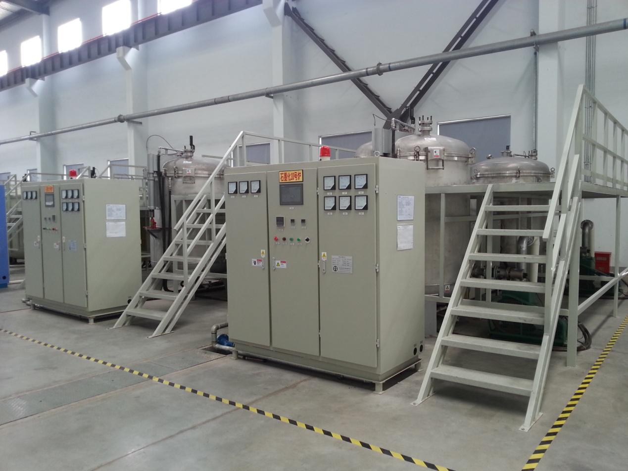 立式超高温石墨化炉价格_熔炼炉厂_长沙诺天电子科技有限公司