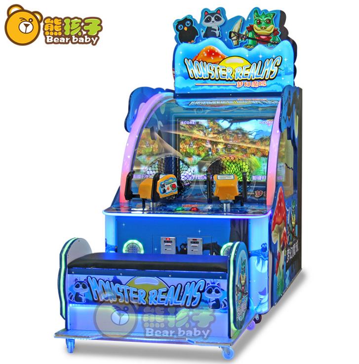 广州摇摆机供应-电玩设备-广州尚扬信息科技有限公司