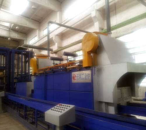 天利工业炉_网带式热处理生产线哪家好-河南天利热工装备股份有限公司