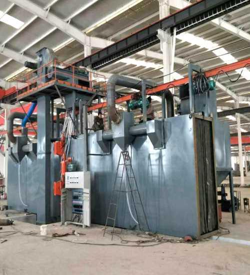 QXY系列钢材预处理成套设备
