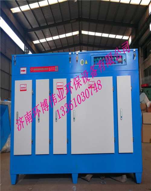 优质油漆废气净化器价格-打磨除尘器价格-济南环博伟业环保设备有限公司
