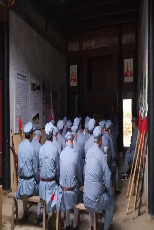 党员红色文化教育培训_华夏玻璃网