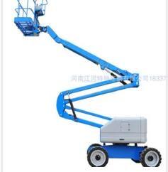 江西曲臂式高空作业平台_河南园林和高空作业机械供应